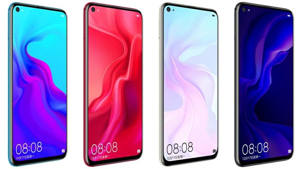 huawei nova 4 smartphone sale