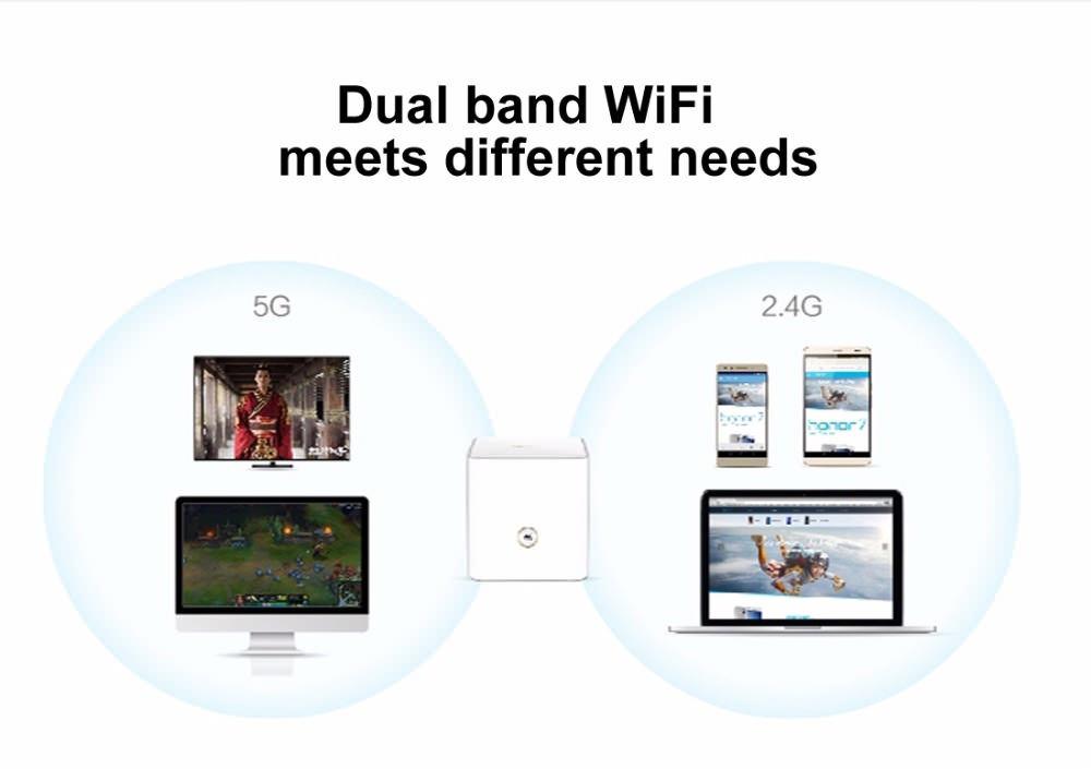 huawei honor router pro ws851 dual band wifi