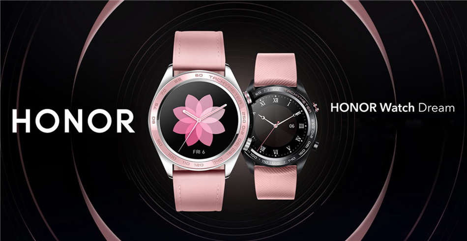 huawei honor watch dream ceramic version smartwatch