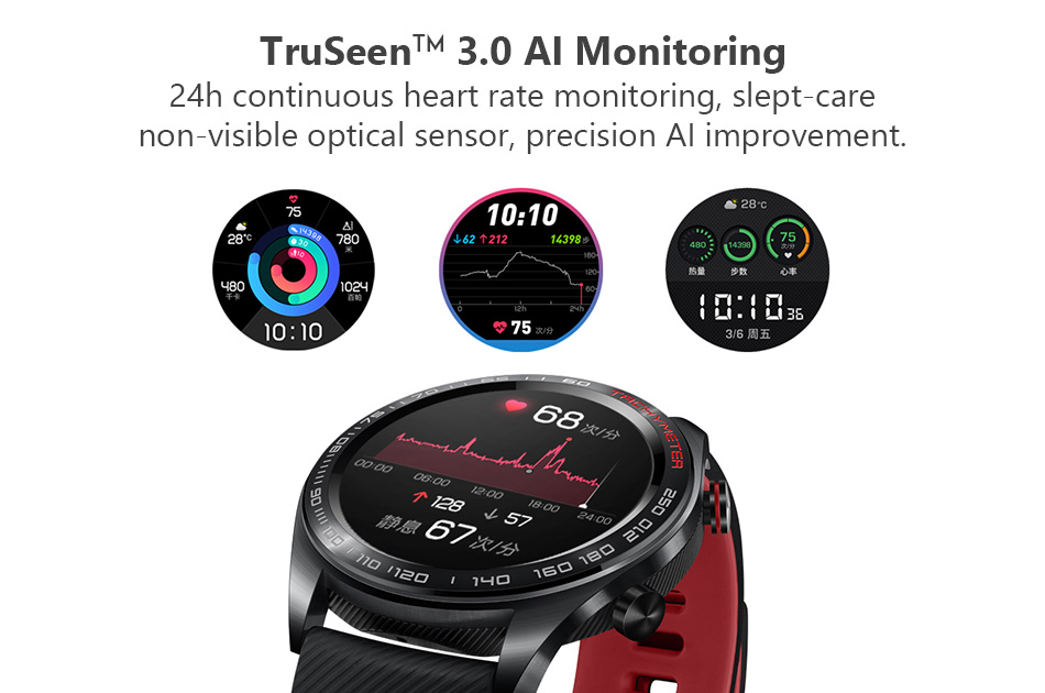 huawei honor watch dream smartwatch online