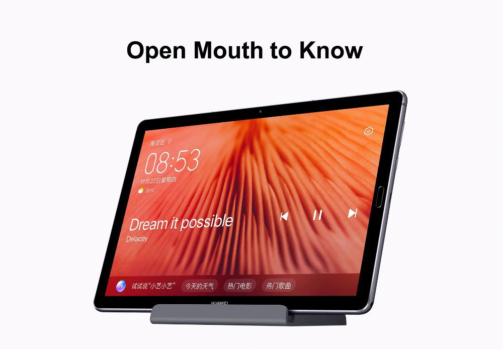 new huawei m6 lte bluetooth wifi 4g 64g tablet