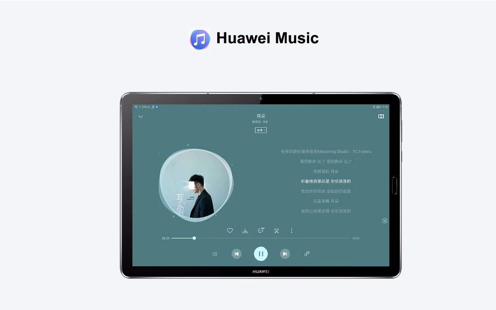 new huawei m6 lte bluetooth wifi 4g 64g tablet 2019