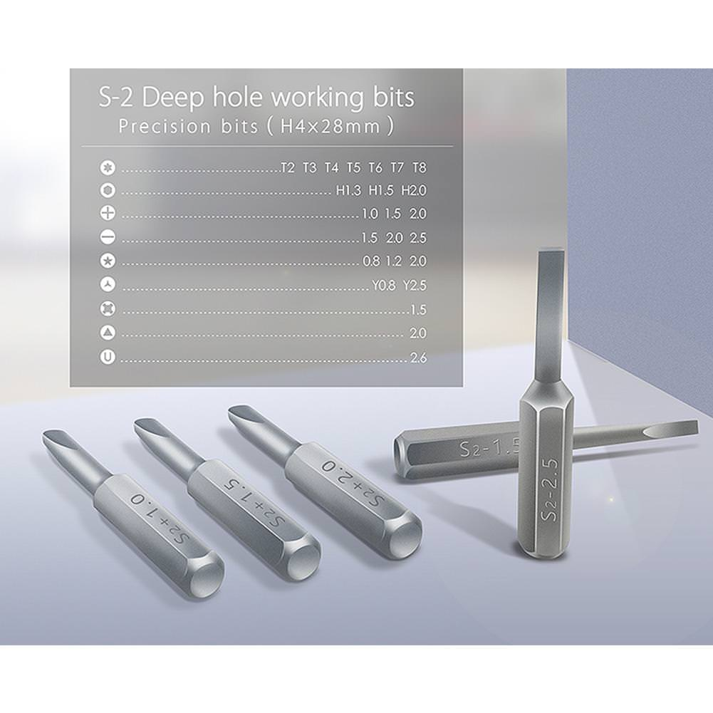 jakemy jm-8168 magnetic screwdriver