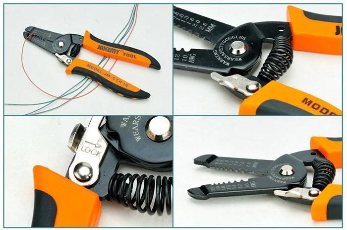 new jakemy jm-ct4-12 wire stripper cutter
