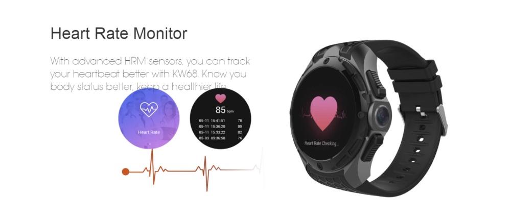 kingwear kw68 smartwatch sale