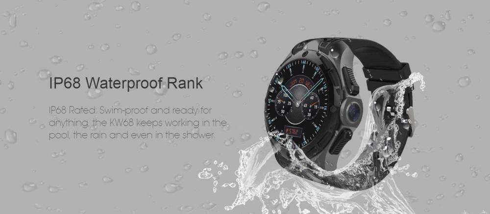 cheap kingwear kw68 smartwatch phone