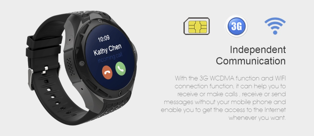 buy kingwear kw68 smartwatch phone