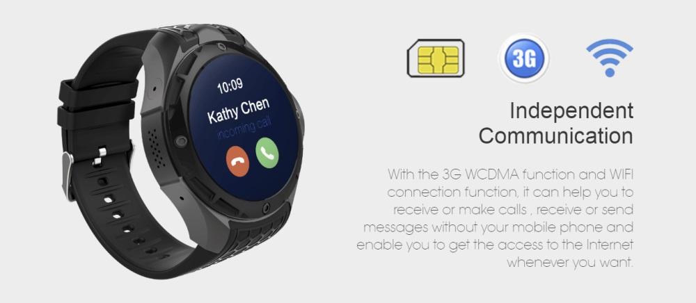 buy kingwear kw68 smartwatch phone