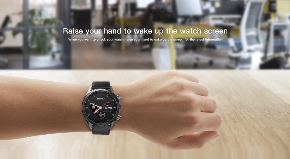 kospet hope lite bluetooth smartwatch