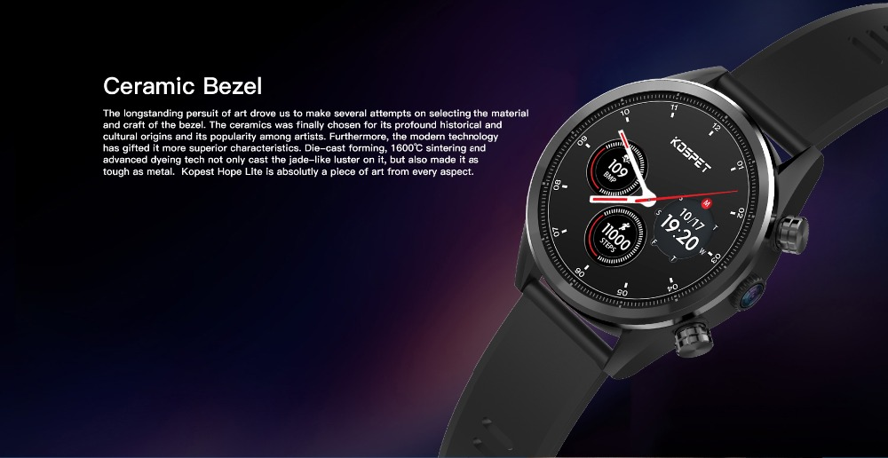 buy kospet hope lite 4g smartwatch