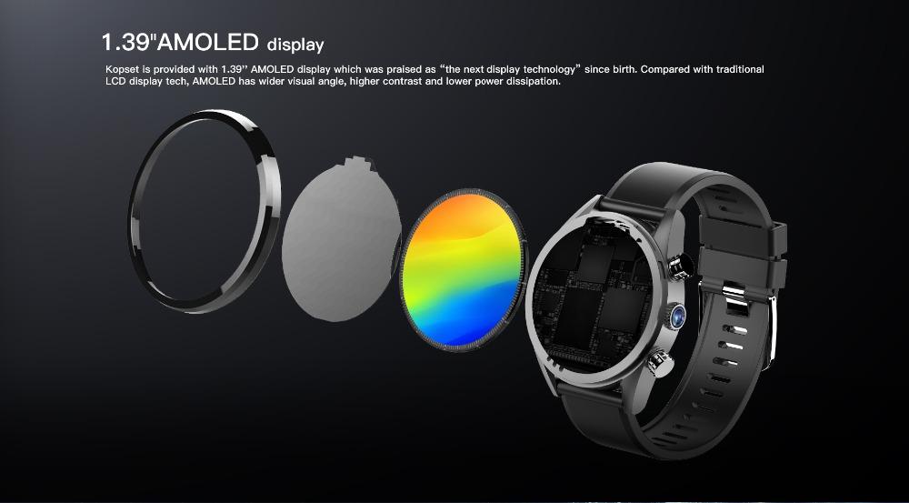 kospet hope lite smartwatch price