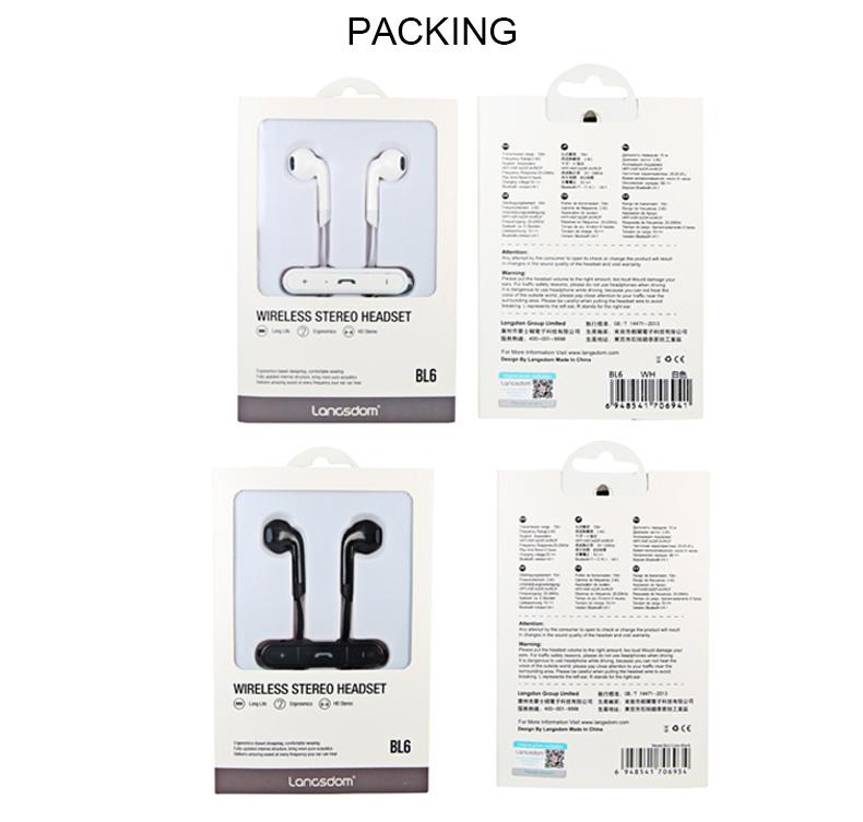 langsdom bl6sport earphones price