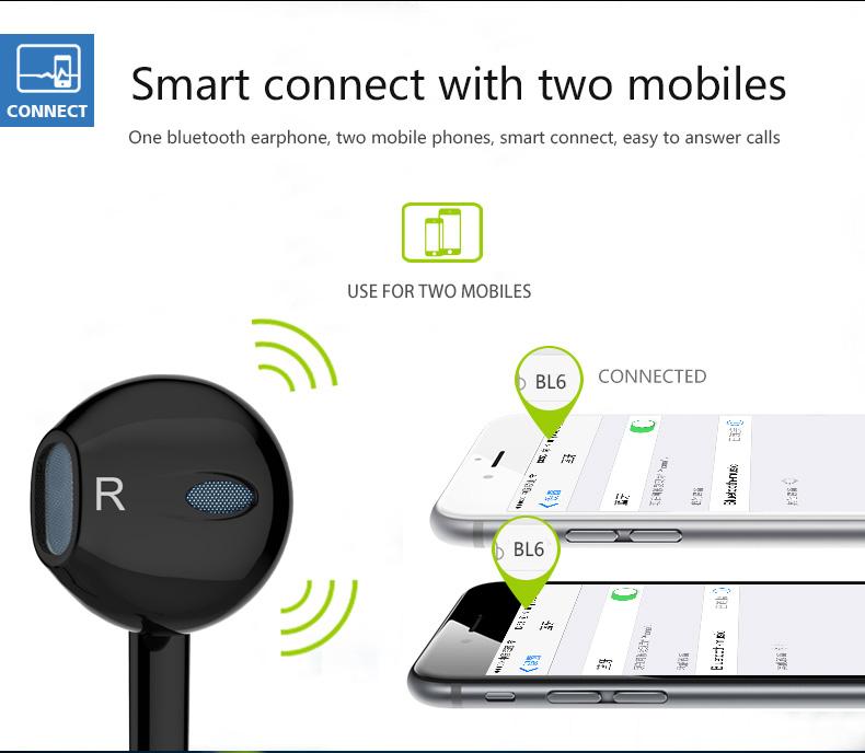 buy langsdom bl6 wireless earphones