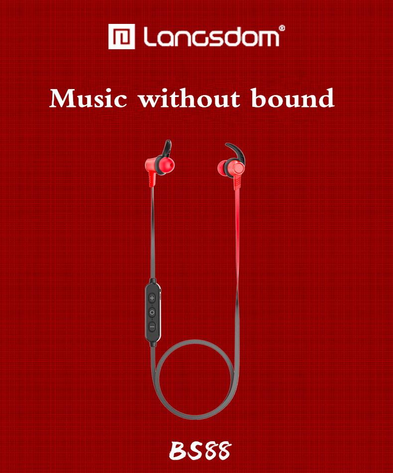langsdom bs88 bluetooth earphones