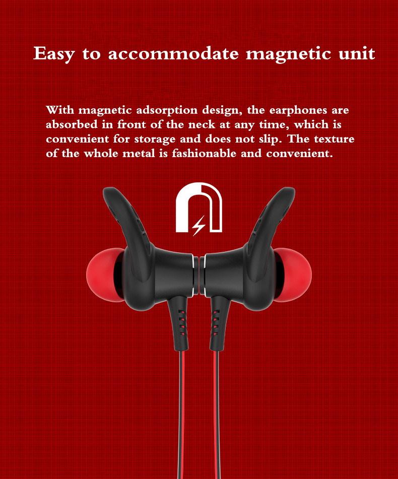 buy langsdom bs88 magnetic bluetooth earphones