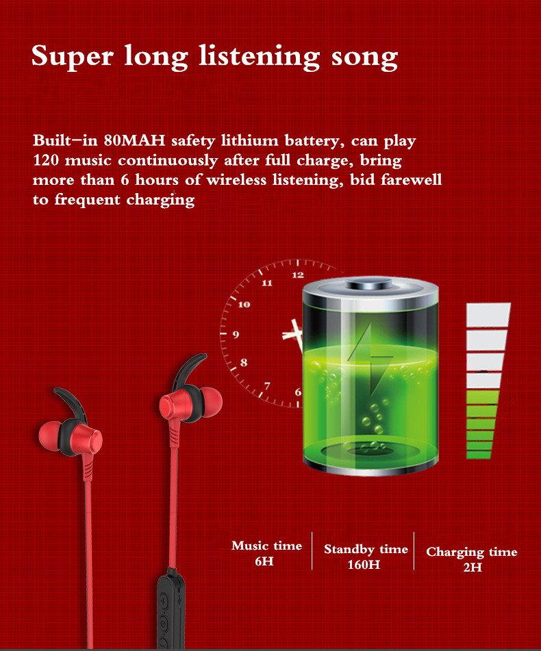 langsdom bs88 sport wireless earphones