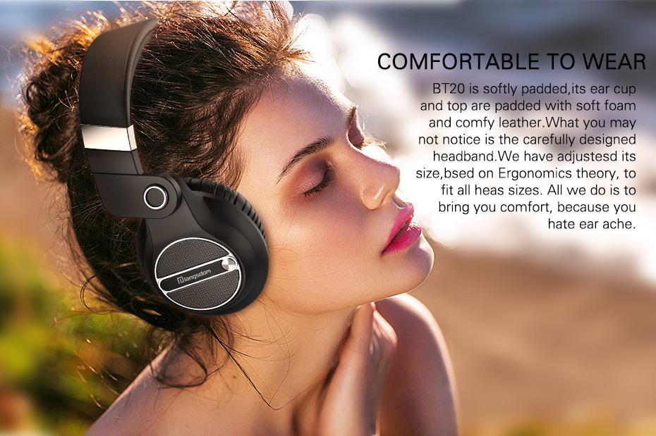 langsdom bt20 bluetooth headset for sale