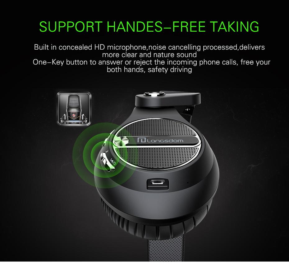 buy langsdom bt20 wireless headset