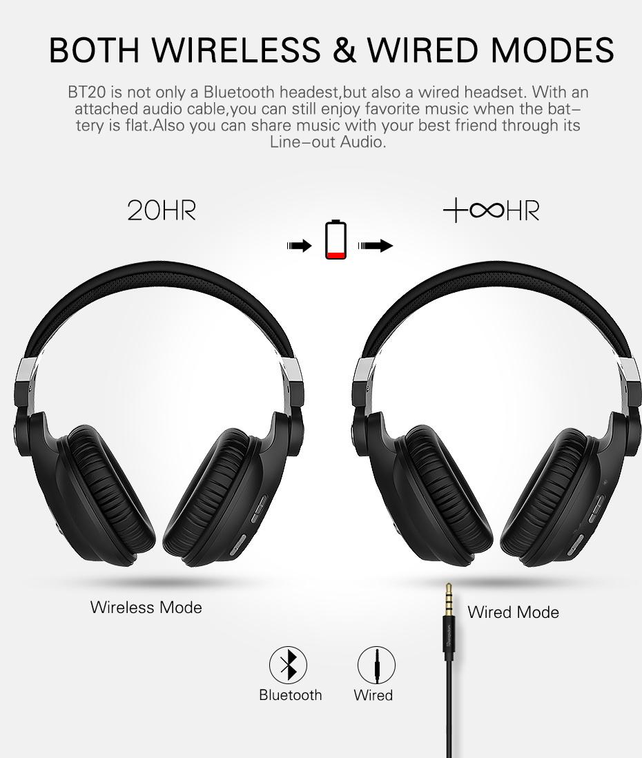 langsdom bt20 wireless headset price
