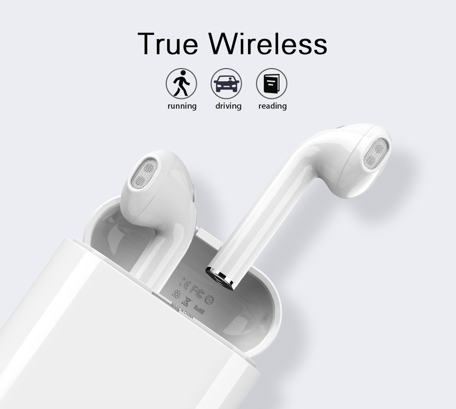 langsdom t7 wireless mini tws earphones
