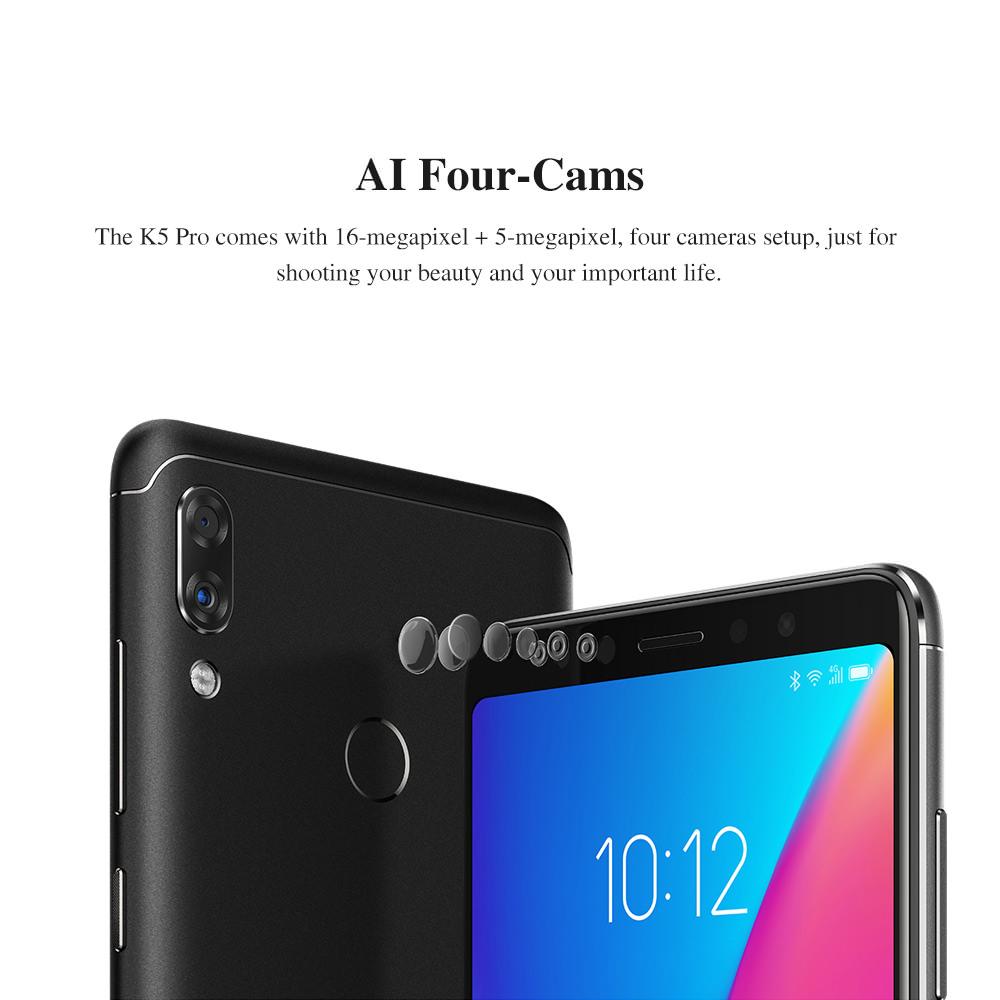lenovo k5 pro 4g smartphone price
