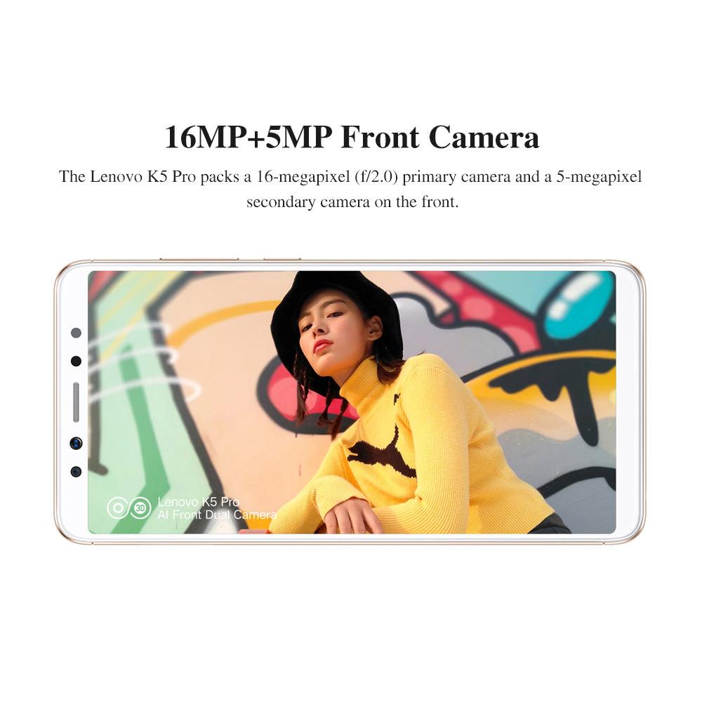 buy lenovo k5 pro smartphone