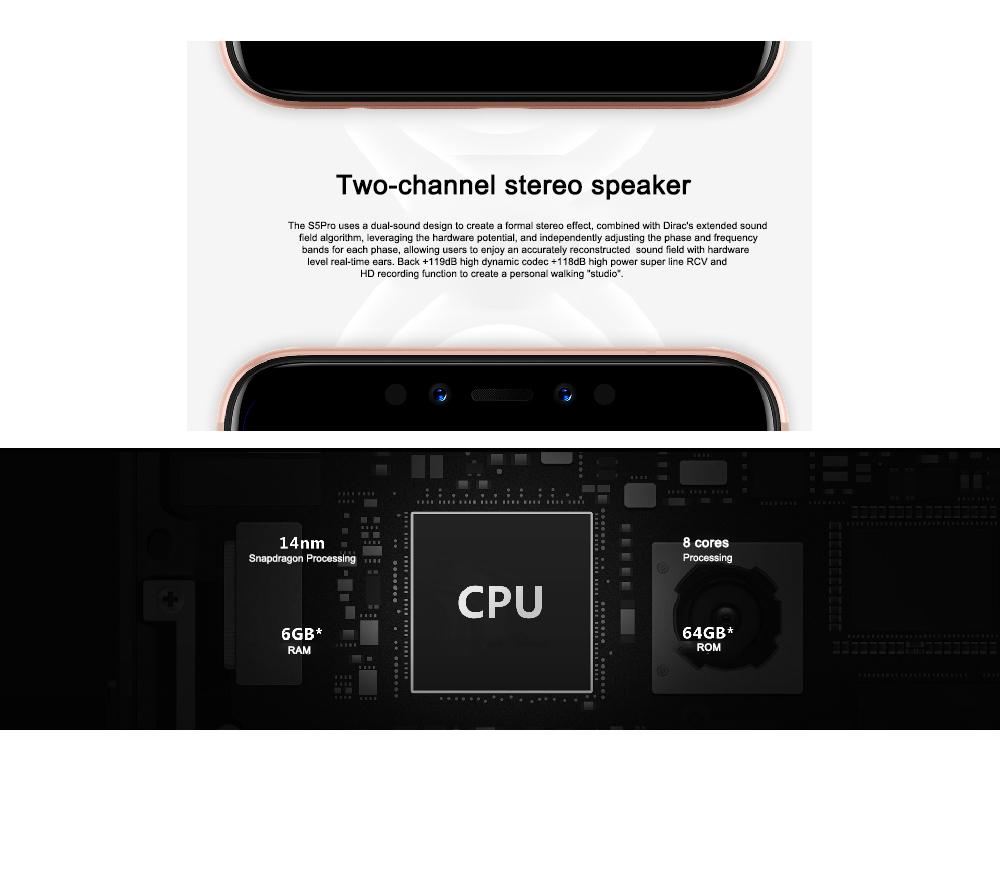 buy lenovo s5 pro 4g smartphone online