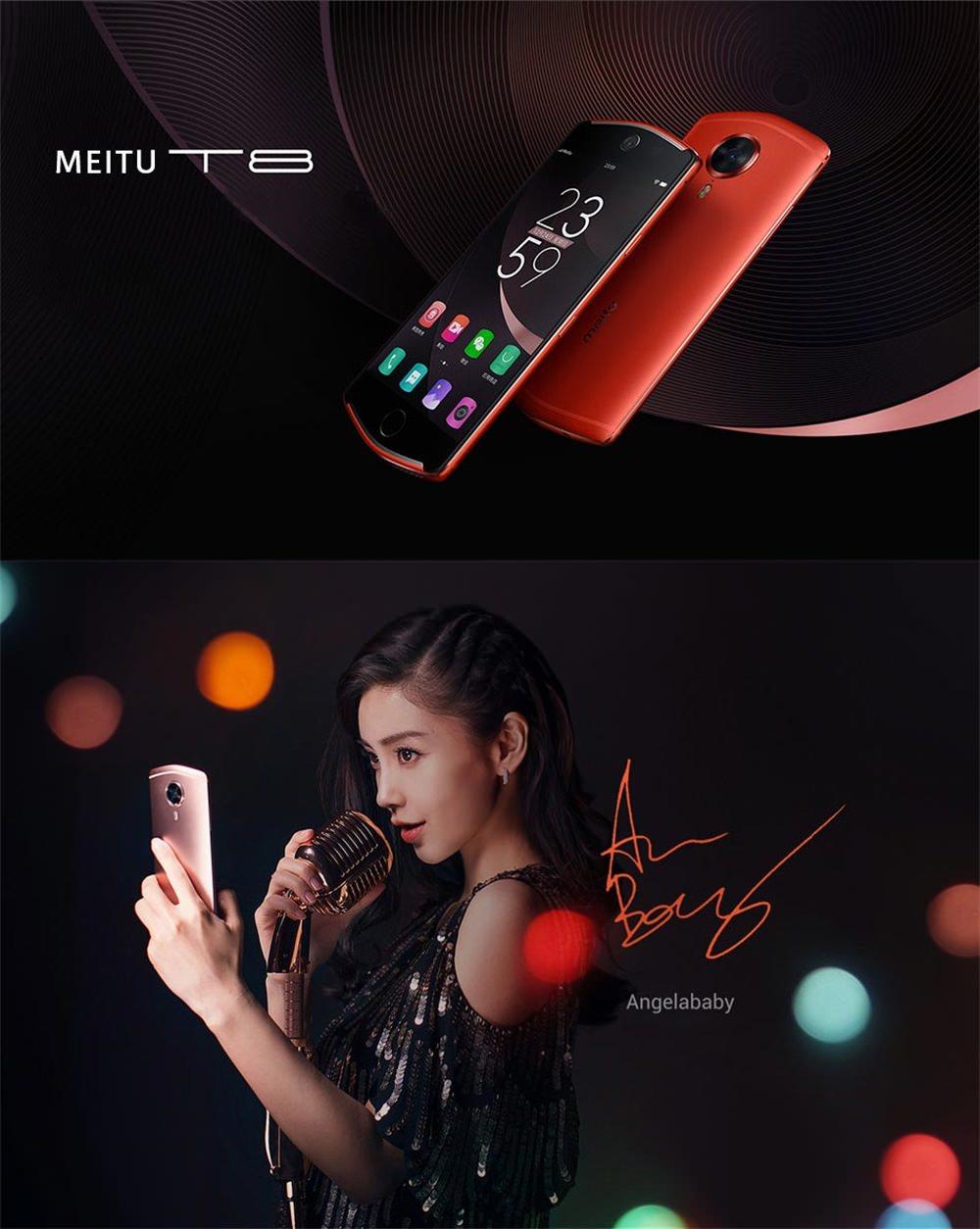 meitu t8 4g smartphone