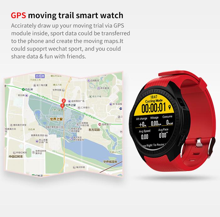buy microwear l1 2g smartwatch phone