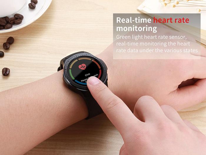 cheap microwear l1 2g smartwatch phone