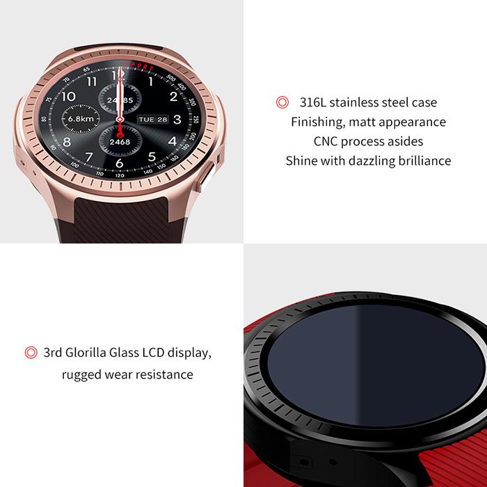 microwear l1 2g smartwatch