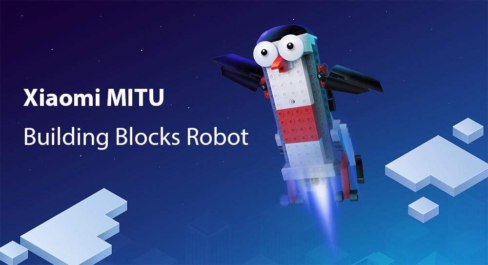 xiaomi mitu smart building block robot