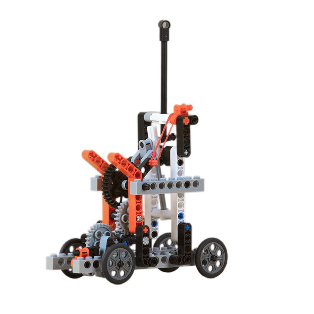mitu intelligent building block robot