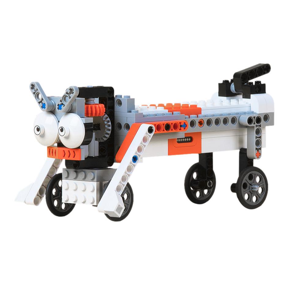 cheap mitu intelligent building block robot