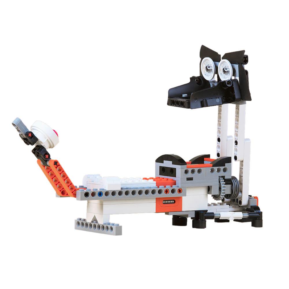 mitu intelligent building block robot price