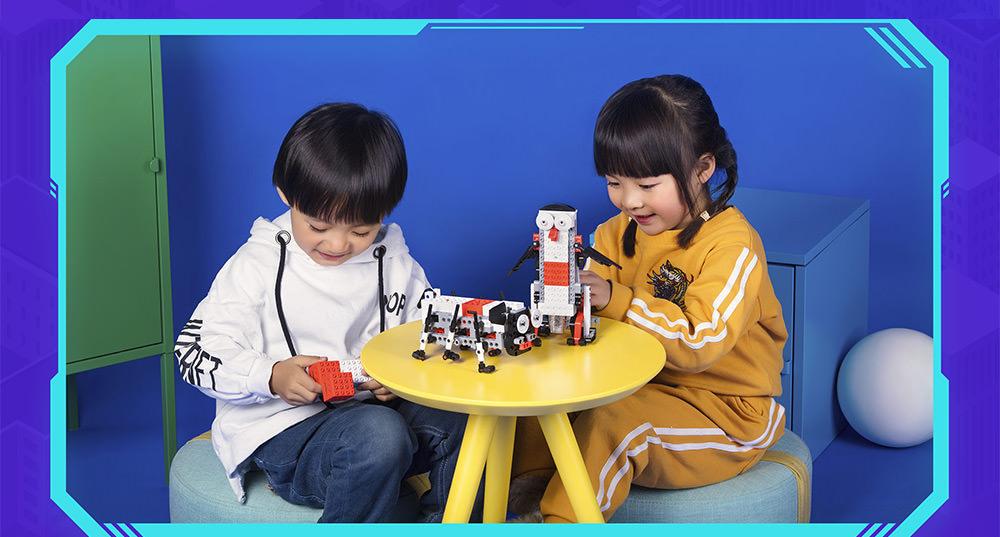xiaomi mitu smart building block robot price