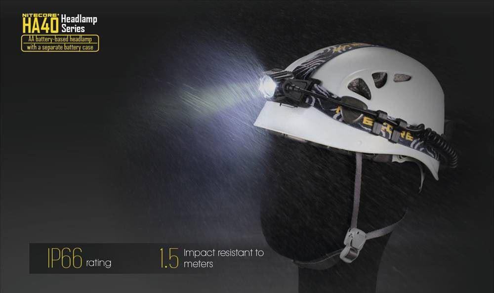 nitecore ha40 headlamp price