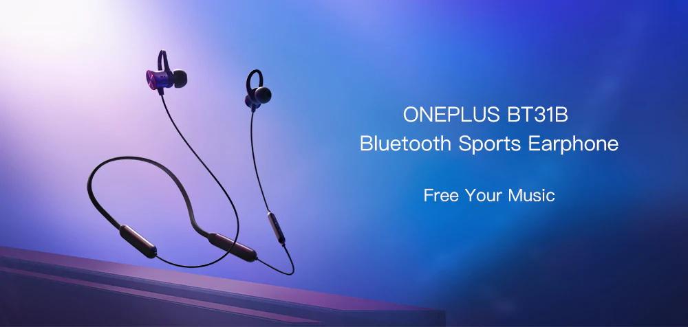 oneplus bt31b bluetooth earphones