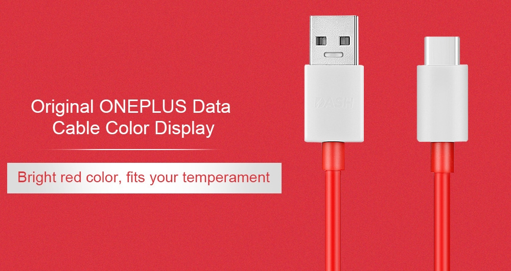 oneplus flash charging data cable