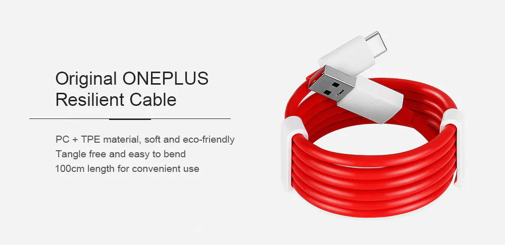 oneplus flash charging data cable price