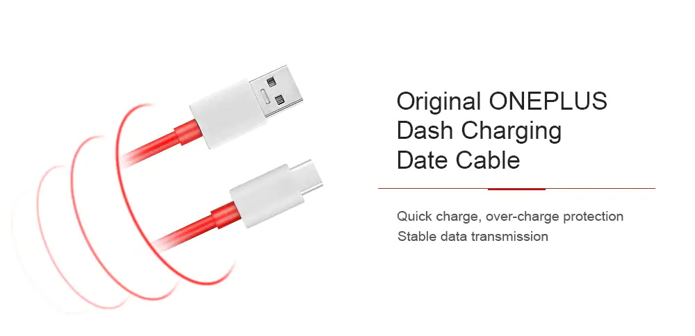 cheap oneplus flash charging data cable