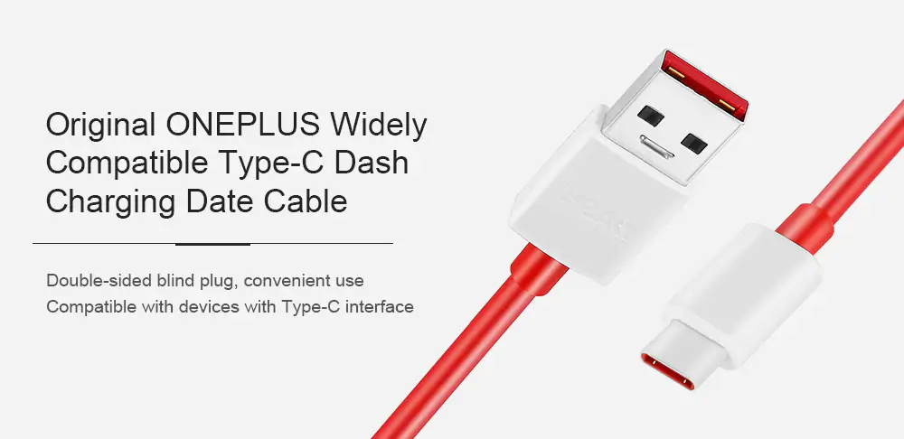 oneplus flash charging 1m data cable