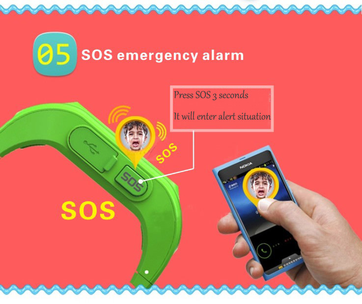2018 q50 kids sos  smartwatch