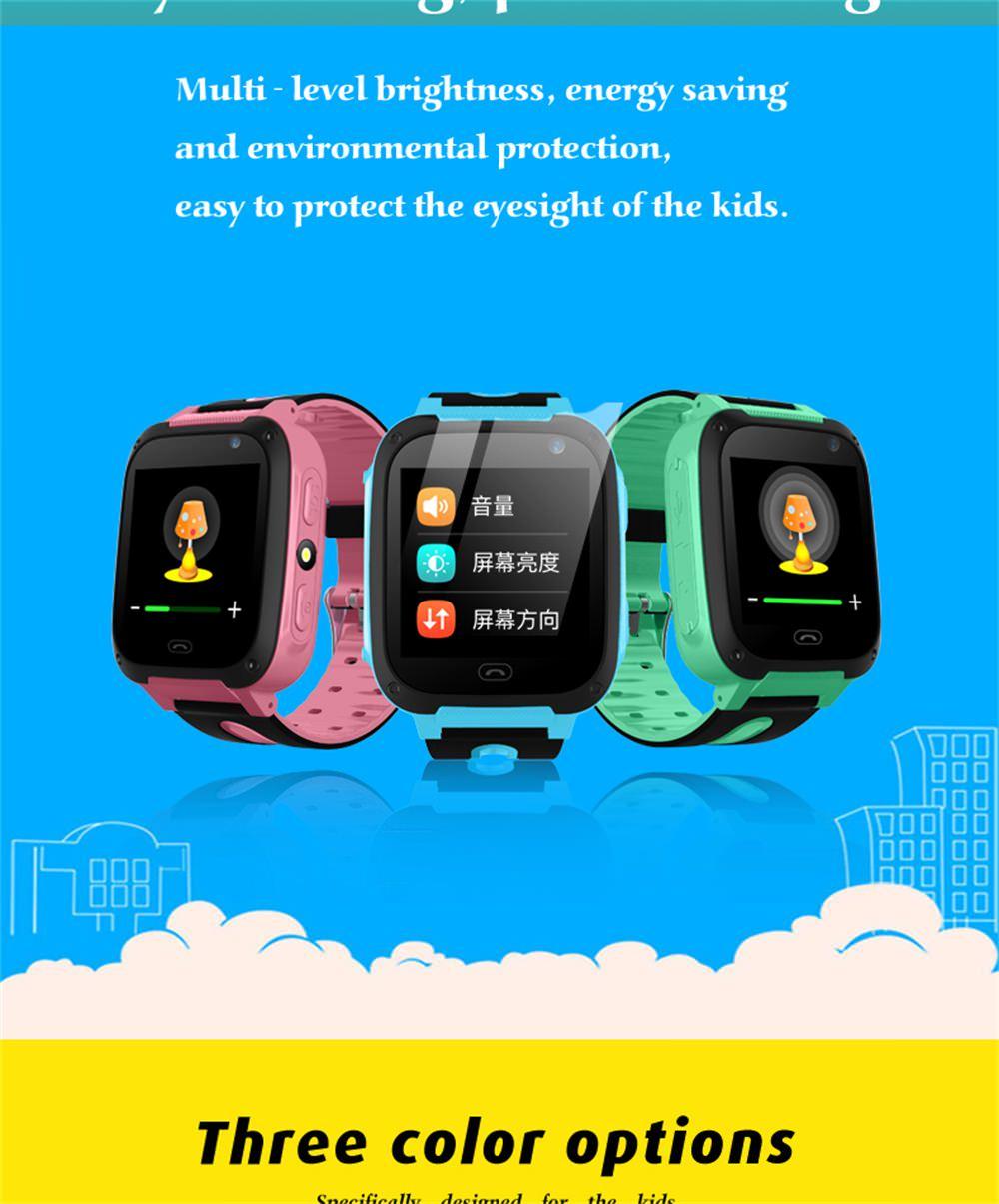YQT Q9 Kids 2G Smartwatch