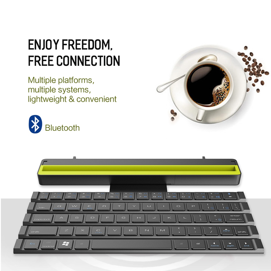 buy rock r4 foldable bluetooth keyboard