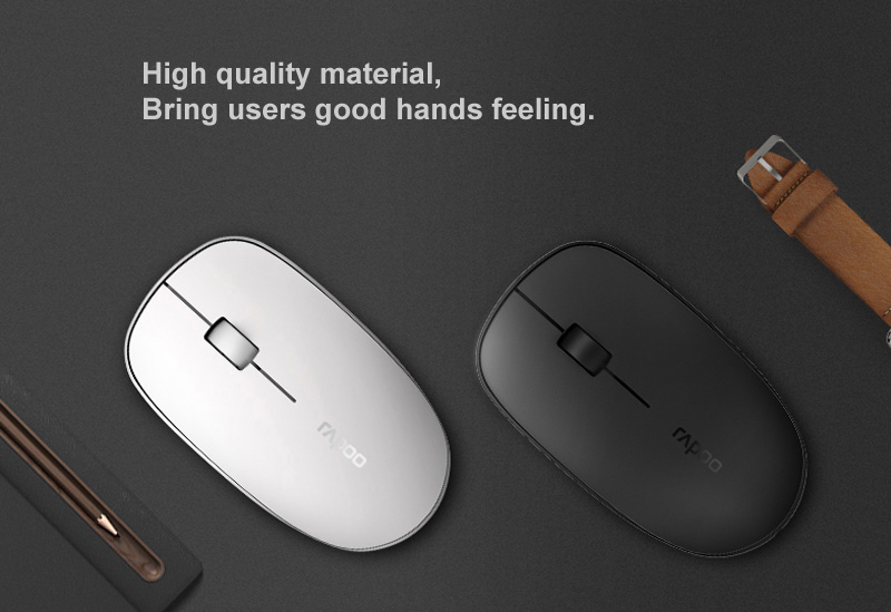 rapoo 8000m wireless keyboard and mouse