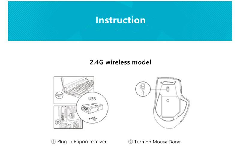 rapoo mt750s mouse price