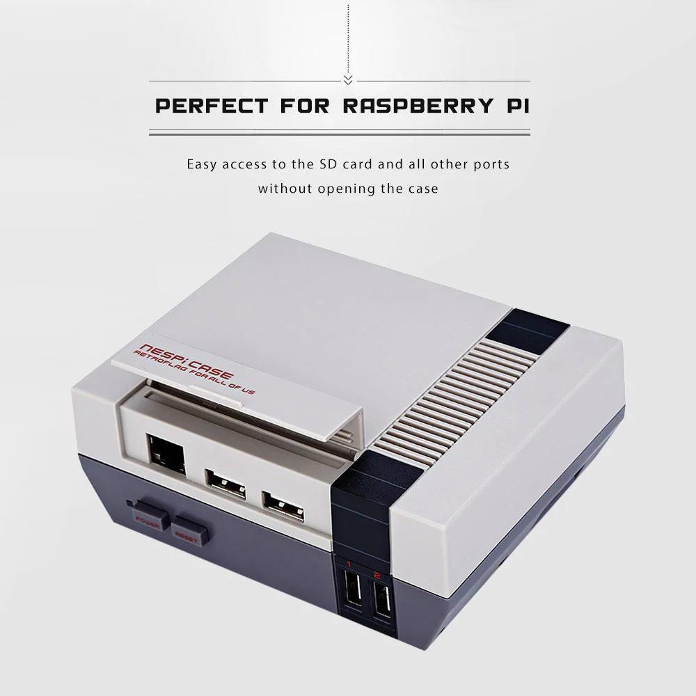 retroflag nespi case for raspberry pi b plus