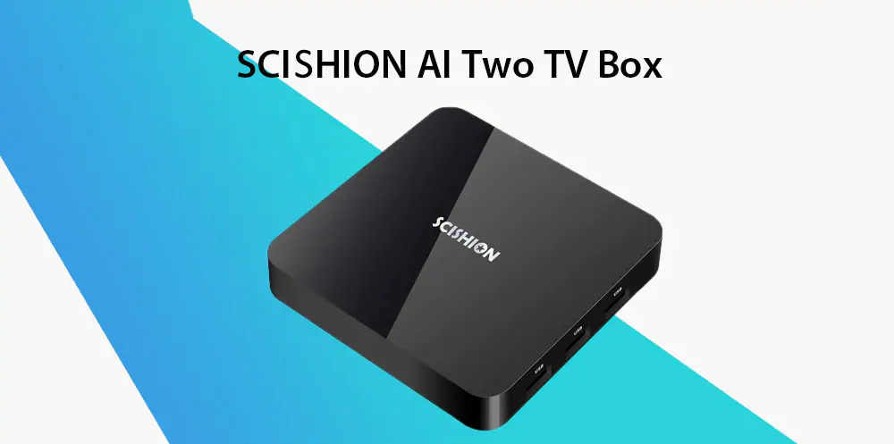 scichion ai two tv box