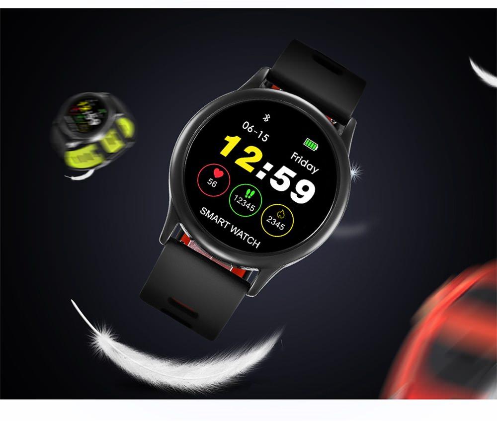 spovan venus bluetooth smartwatch
